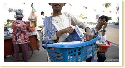 la situación del trabajo infantil en el mundo